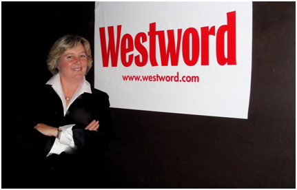 Andi O'Conor at Westword Awards
