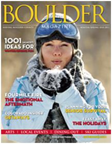Boulder Magazine Cover